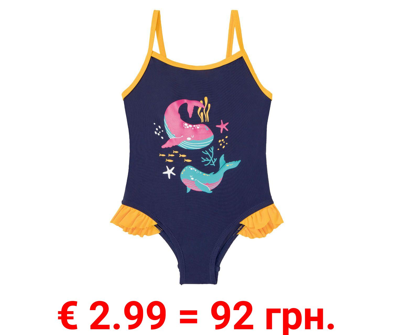 LUPILU® Kleinkinder Mädchen Badeanzug