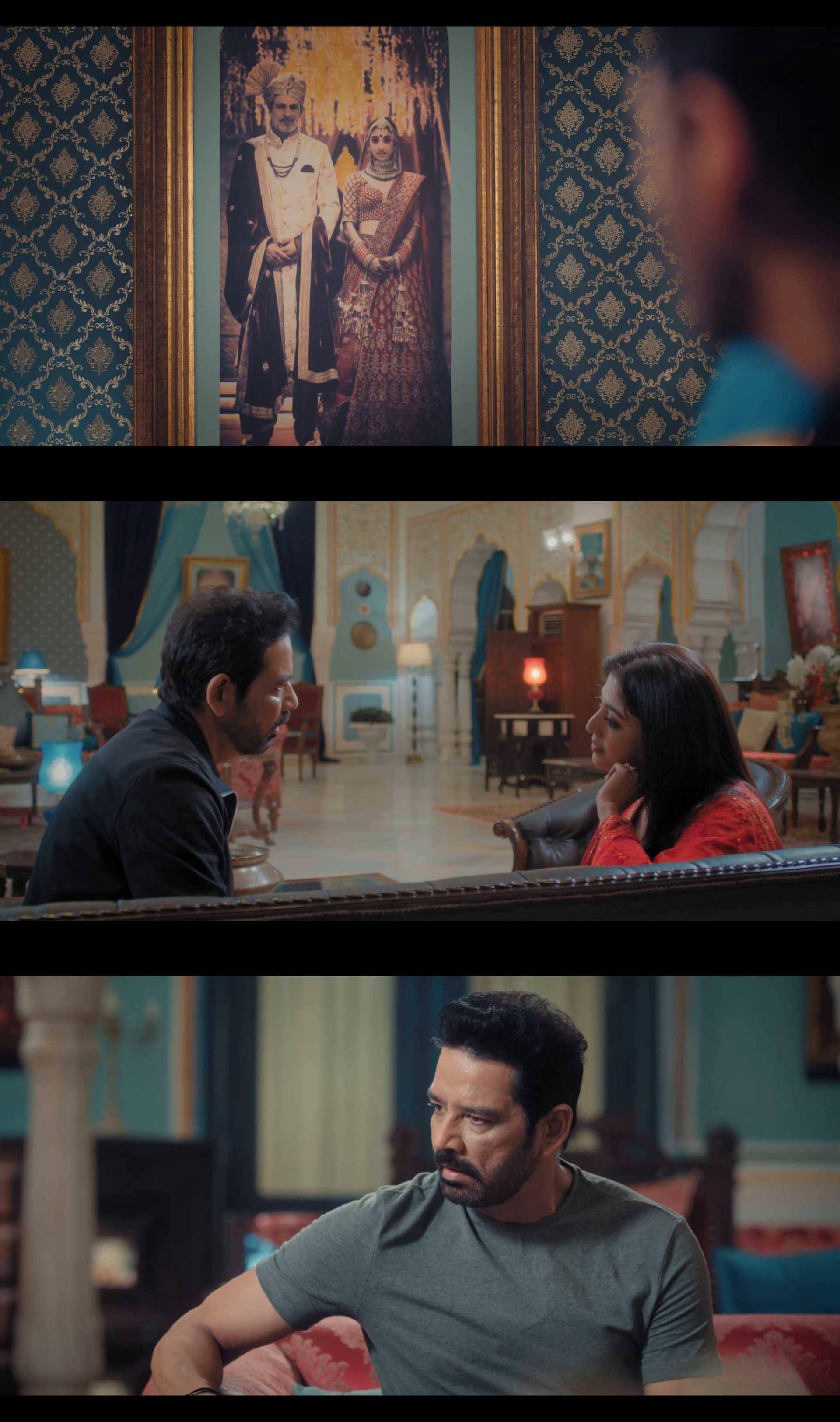 Screenshot of Raat Baaki Hai Movie