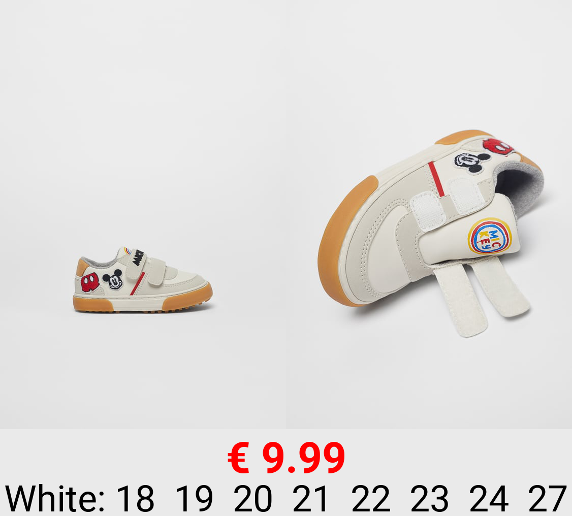 ©DISNEY MICKEY MOUSE SNEAKERS