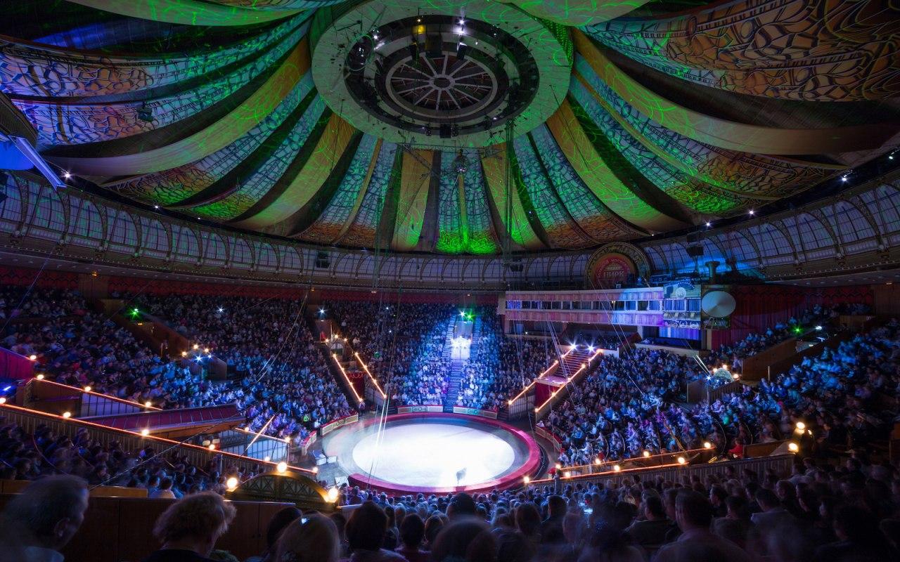 Хабаровский краевой цирк возобновляет работу