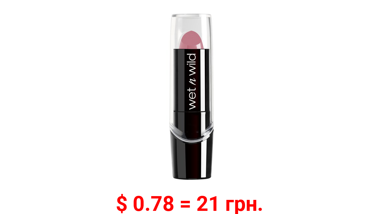 wet n wild Silk Finish Lipstick, Will You Be With Me?