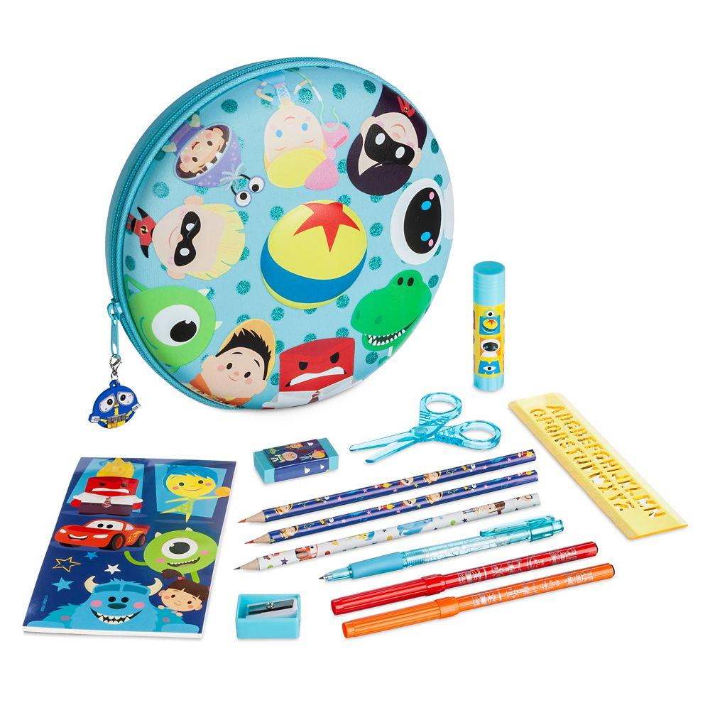 Pixar Zip-Up Stationery Kit