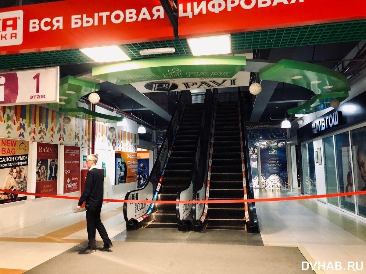 В Хабаровске скоро откроют торговые центры