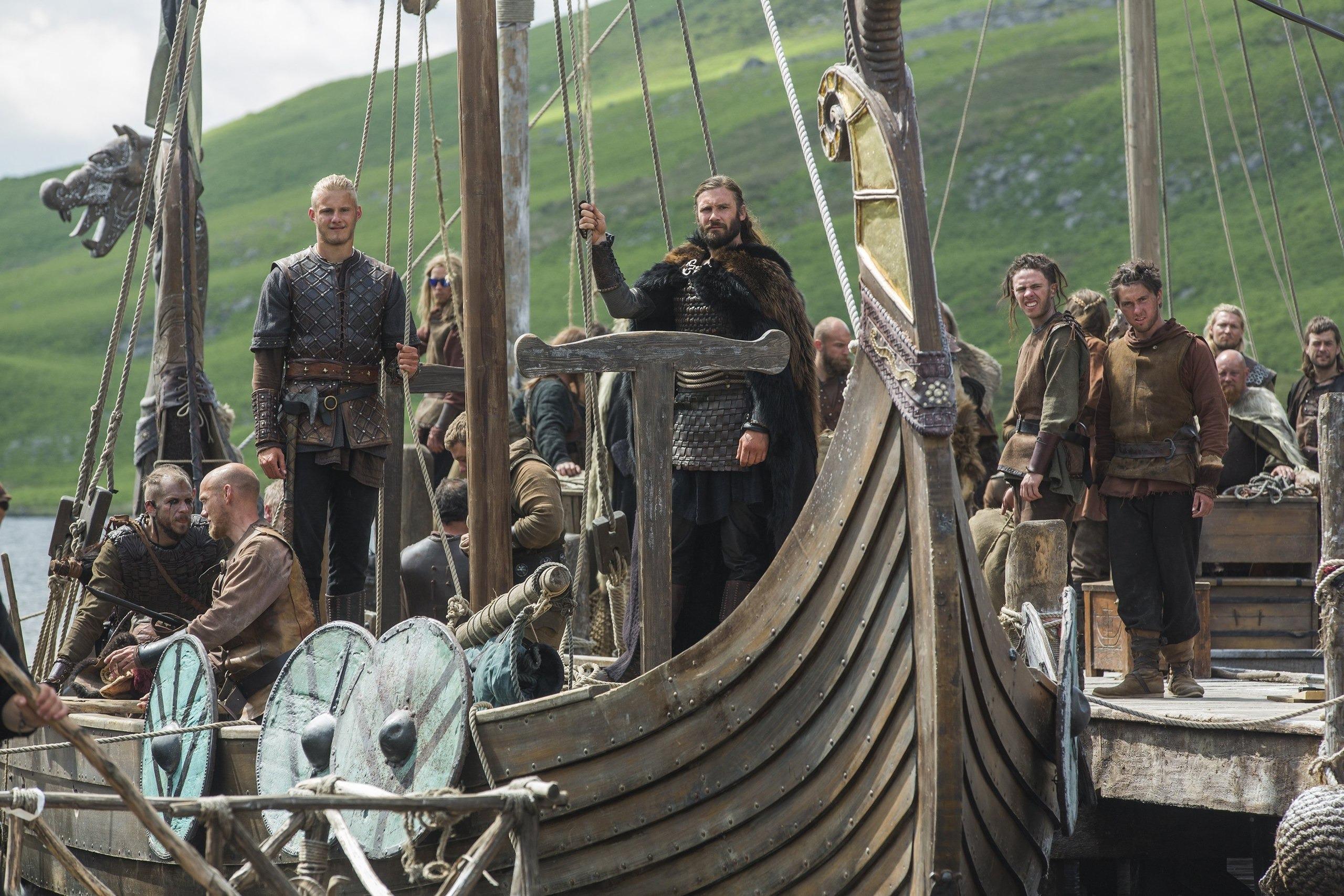 времена викингов картинки википедии