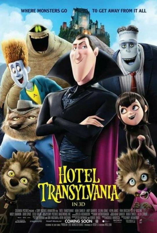 Free Download Hotel Transylvania Full Movie