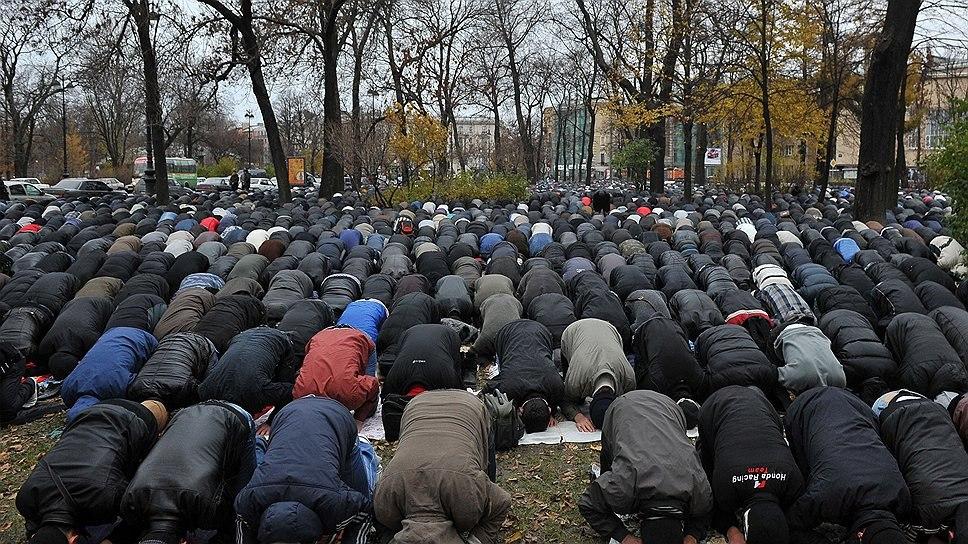 Мусульман посчитают в Хабаровском крае