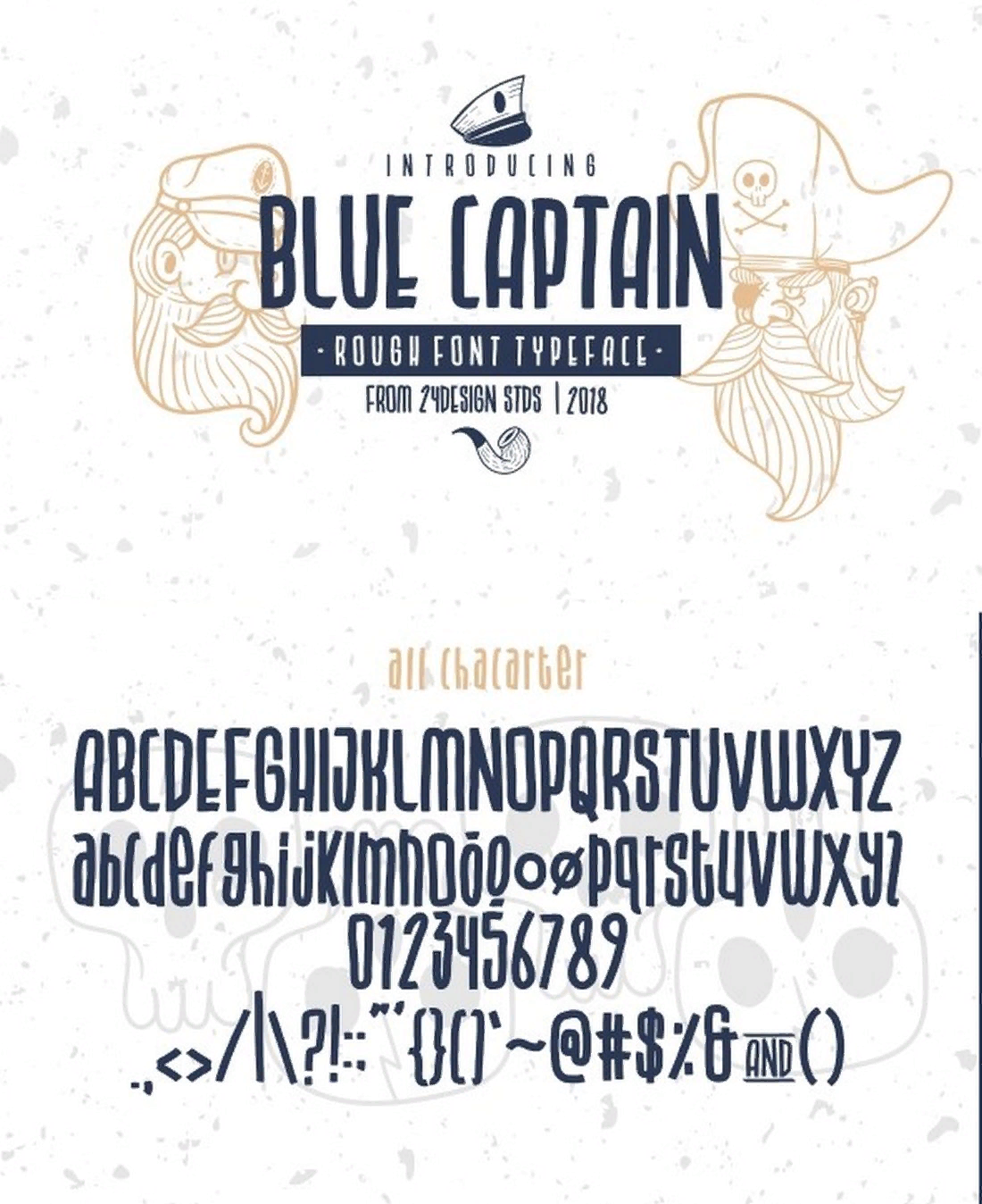 Blue Captain