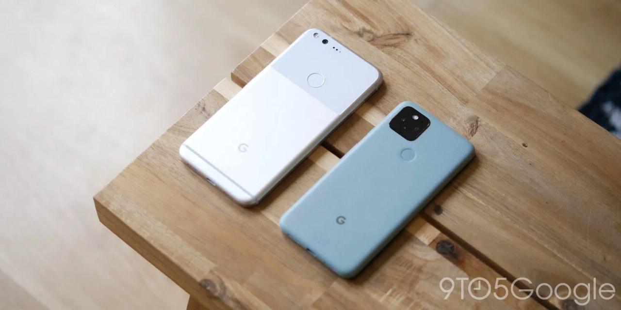 Google представит первый смартфон Pixel с собственным процессором