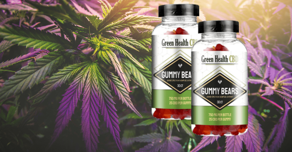 Green Health CBD Gummies Review 2021: Relief From Pain amp; Anxiety | homify