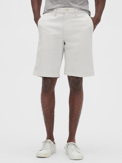 "10"" Essential Khaki Short with GapFlex"