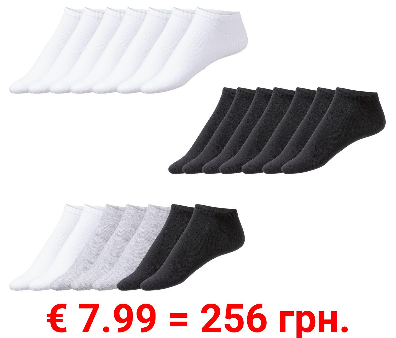 ESMARA® Sneakersocken Damen, 7 Paar