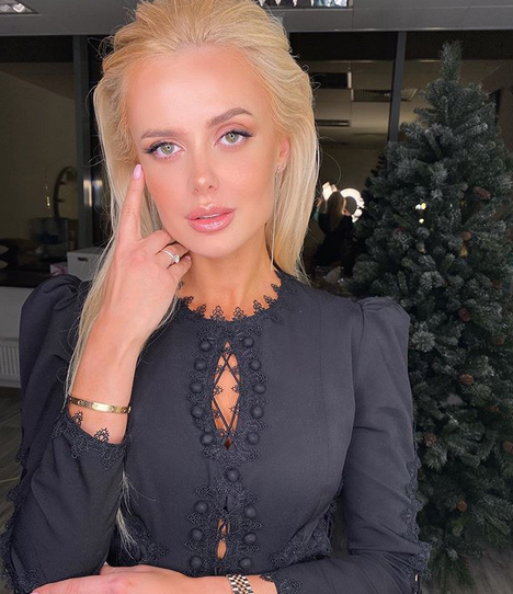Ксения Олисова ( Муллабекова) - шкура удачно вышла замуж 76