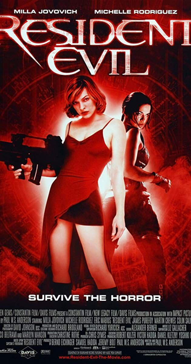 Free Download Resident Evil Full Movie