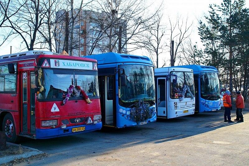 Во время новогодних каникул у общественного транспорта изменится расписание