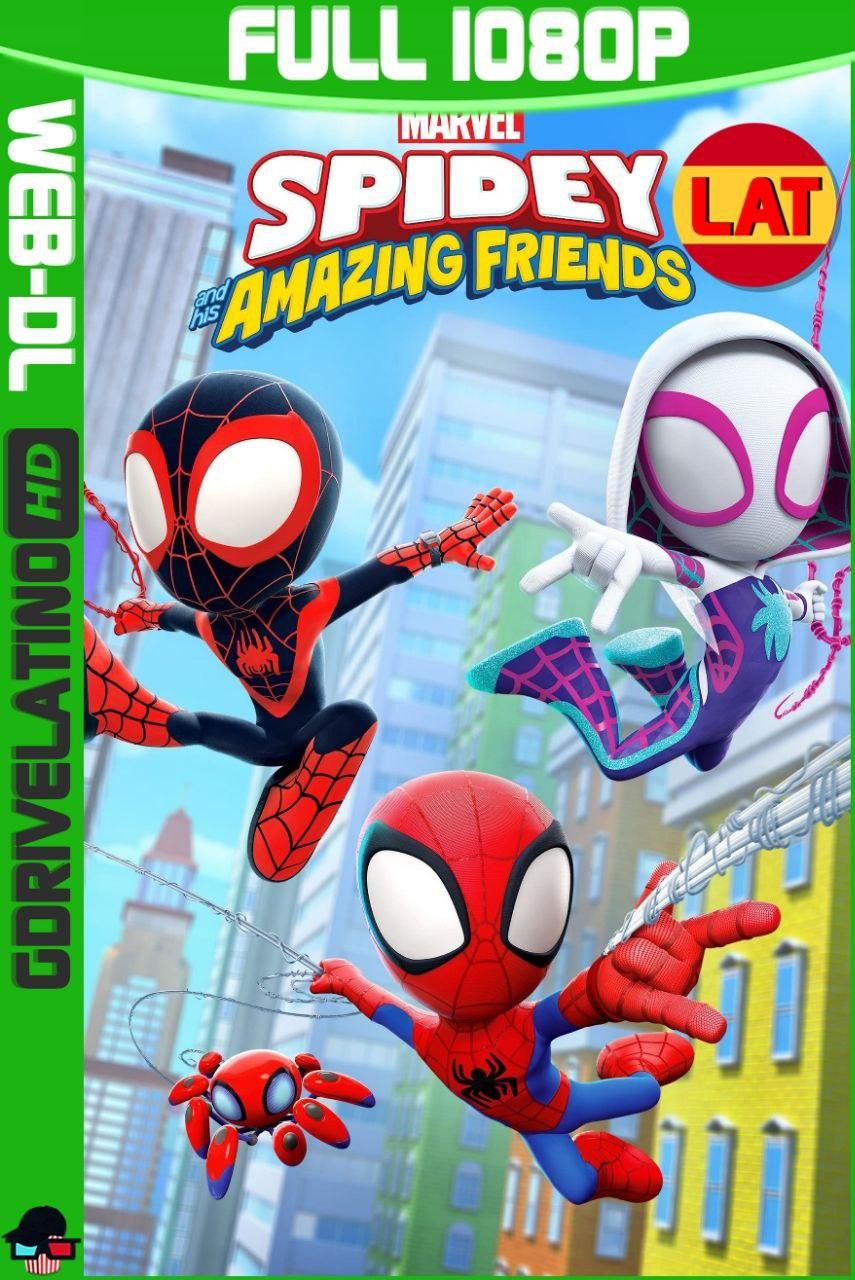 Spidey y sus sorprendentes amigos (2021) Temporada 01 WEB-DL 1080p Latino-Ingles MKV
