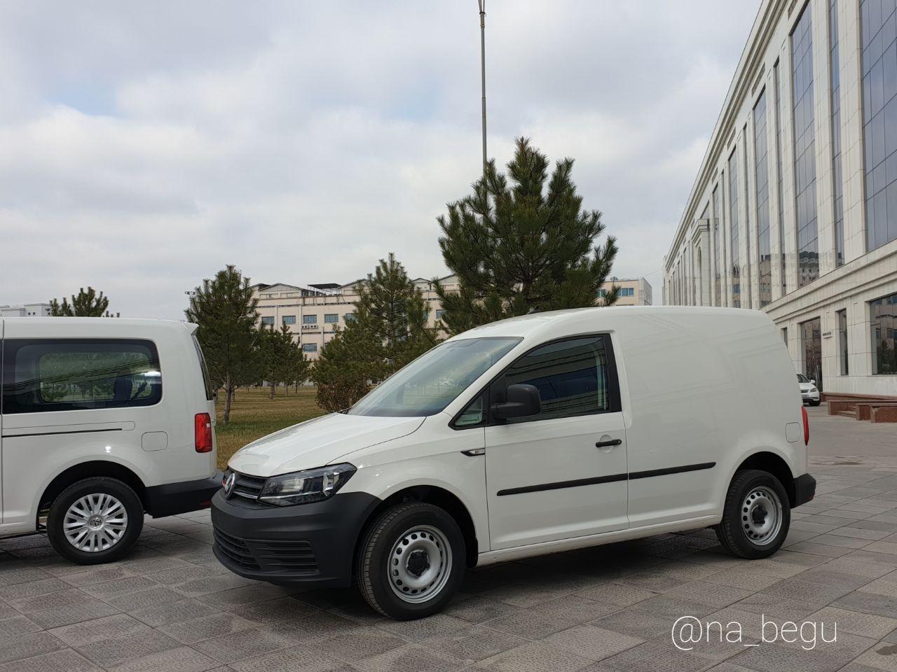 Volkswagen Caddy Narxi - Цена на Кэдди в Узбекистане - 5