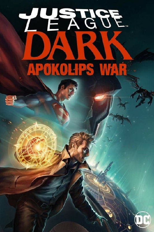 Free Download Justice League Dark: Apokolips War Full Movie