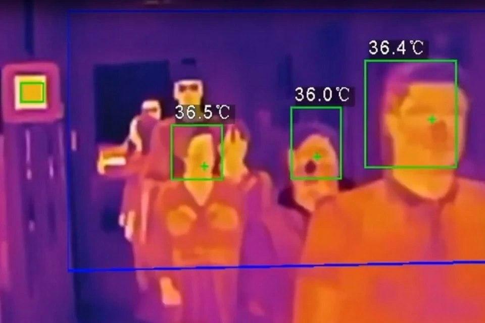 В учебных заведениях Хабаровска устанавливают тепловизоры