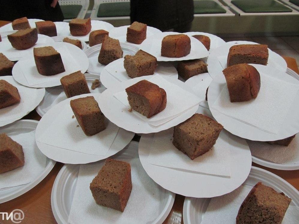 Хабаровчан накормят блокадным хлебом