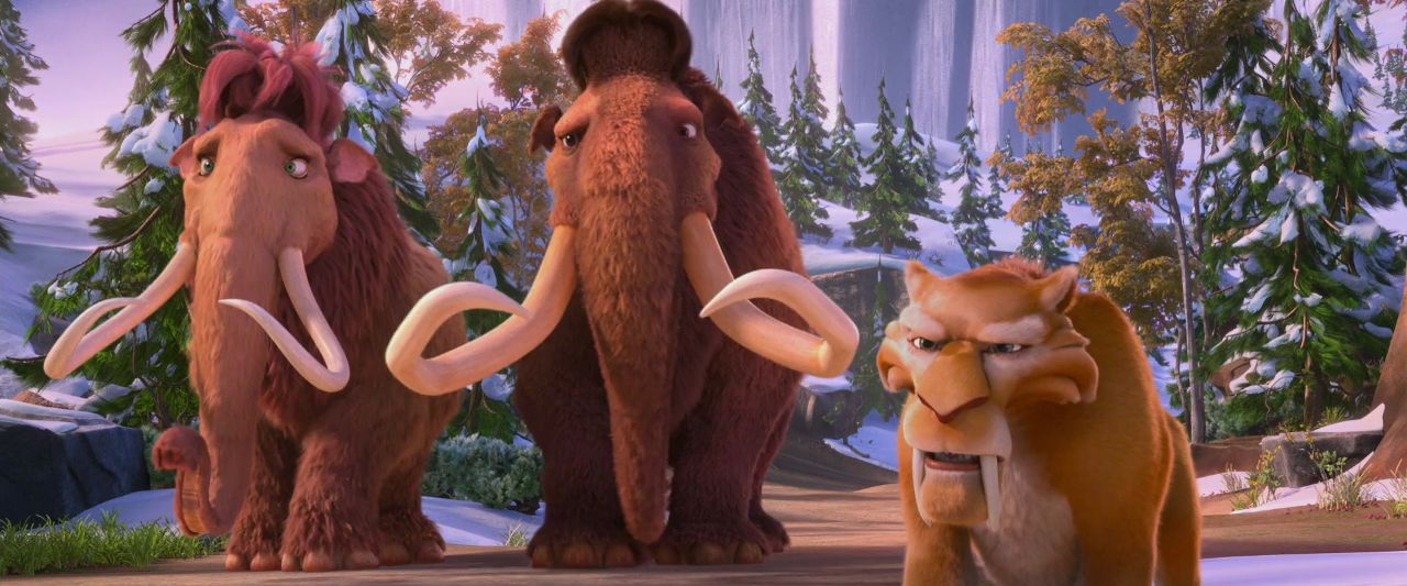 Video Screenshot of Ice Age: Continental Drift
