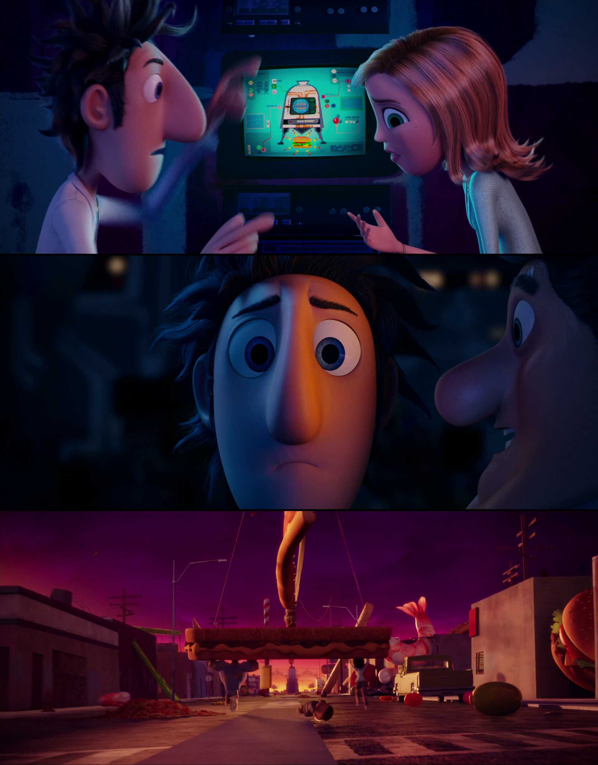 Screenshot of Cloudy with a Chance of Meatballs