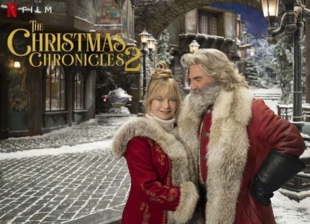 Free Download The Christmas Chronicles 2 Full Movie