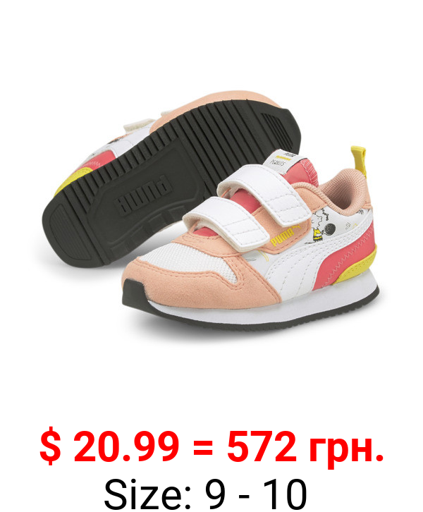 PUMA x PEANUTS R78 Toddler Shoes