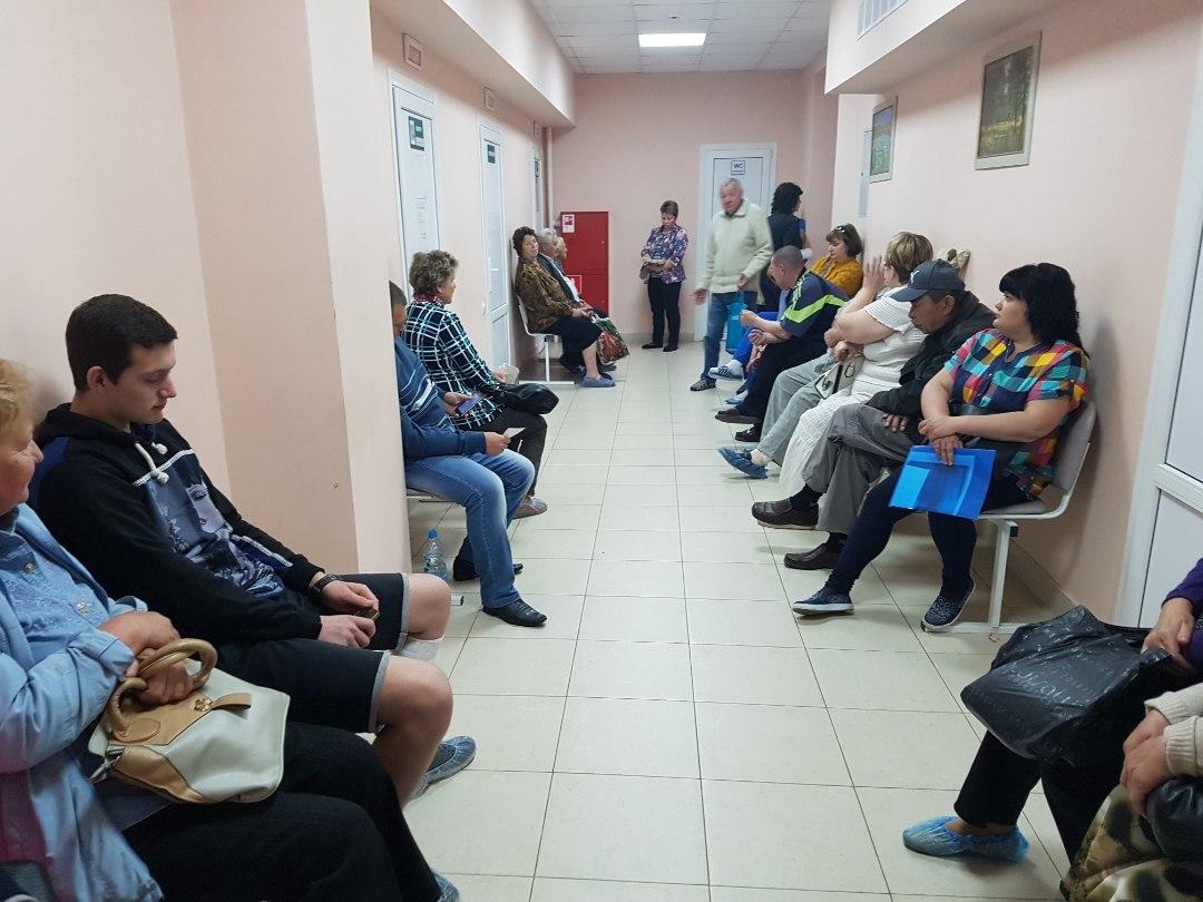 В Хабаровске приостановили плановую медпомощь