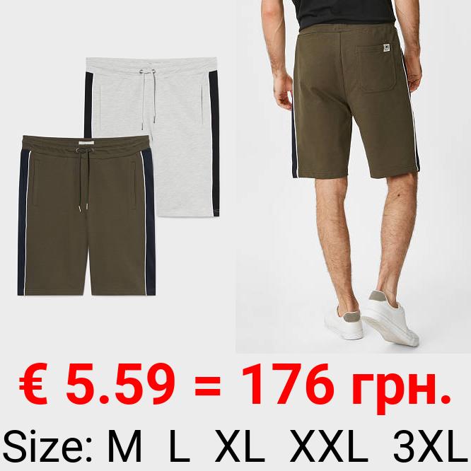Multipack 2er - Sweatshorts