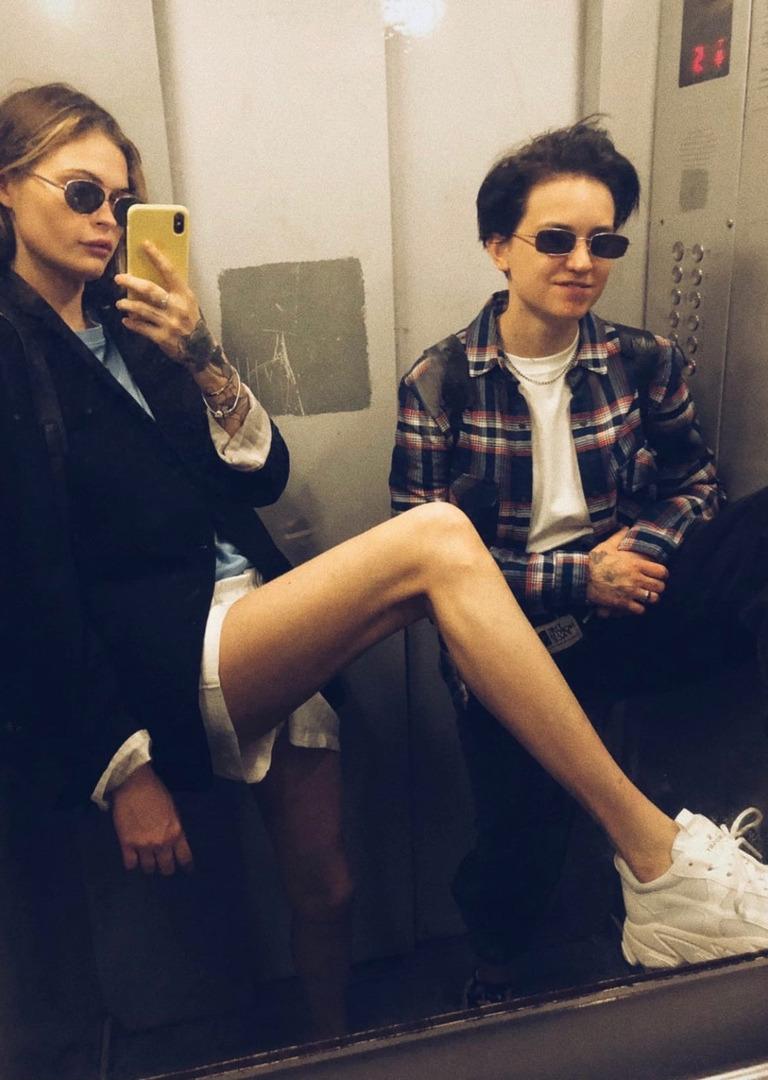 Альбина Орлова - эскортница - парикмахер 23