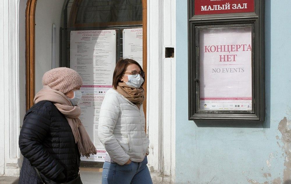Послабление «антиковидных» ограничений прокомментировал Михаил Дегтярев