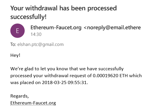 Review of Ethereum-faucet.org : Scam or legit ?