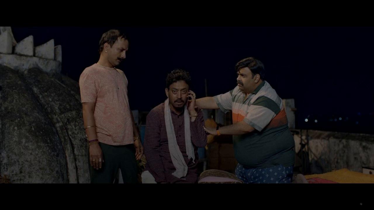 Movie Screenshot of Angrezi Medium