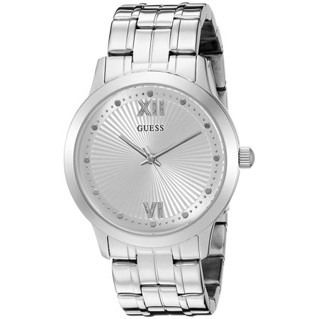 GUESS Women's Vintage Inspired Stainless Steel Watch U0634L1