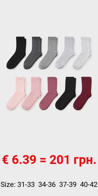 Multipack 10er - Socken