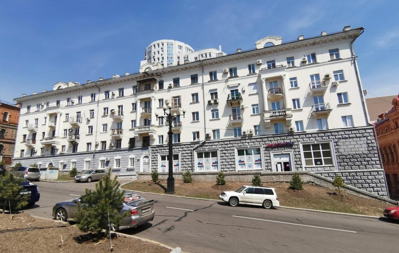 Жилой дом в Хабаровске объявлен памятником