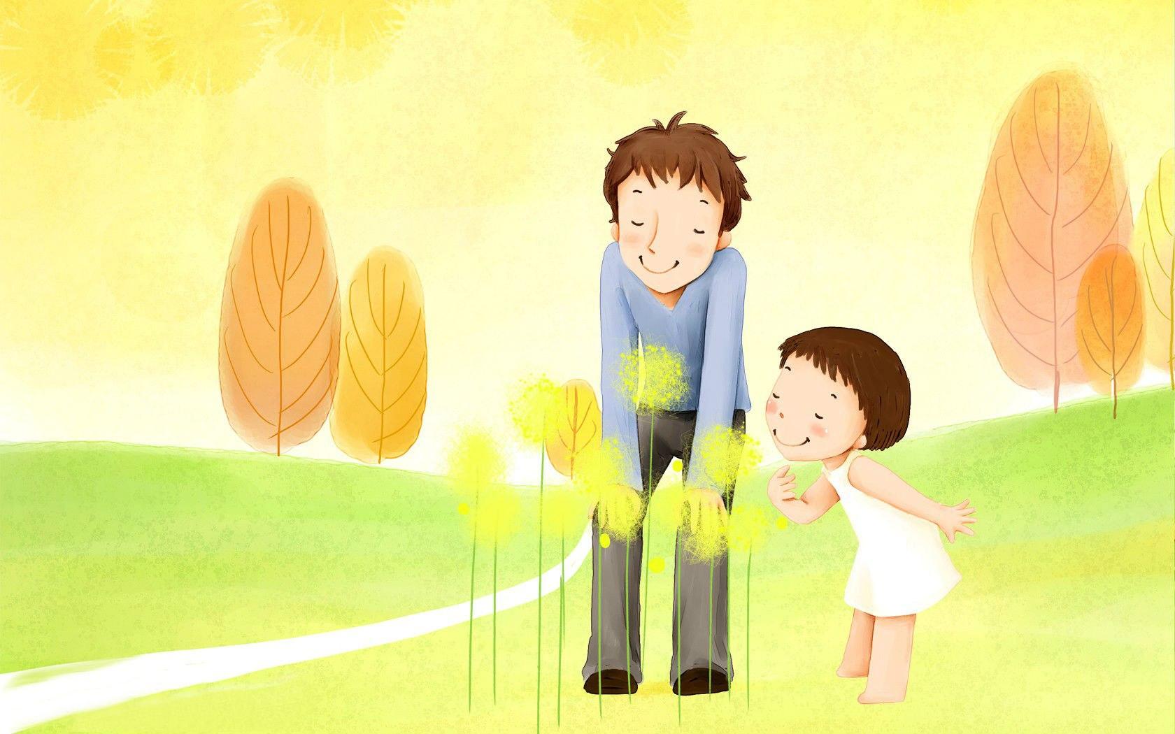 Мама и папа картинки поздравления, открытки для