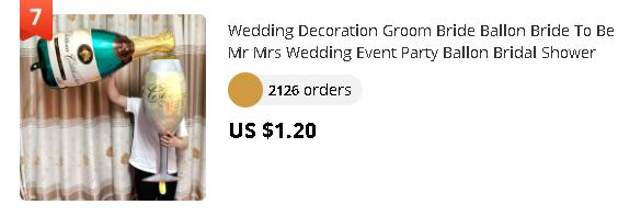 Wedding Decoration Groom Bride Ballon Bride To Be Mr Mrs Wedding Event Party Ballon Bridal Shower Bachelorette Party Supplies