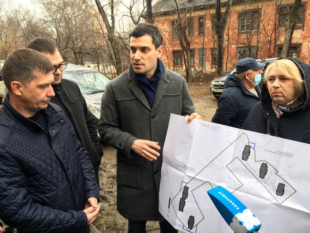 В Хабаровске построят шесть домов