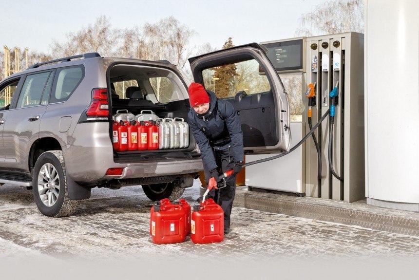 Вновь выросли акцизы на бензины, дизельное топливо и моторные масла