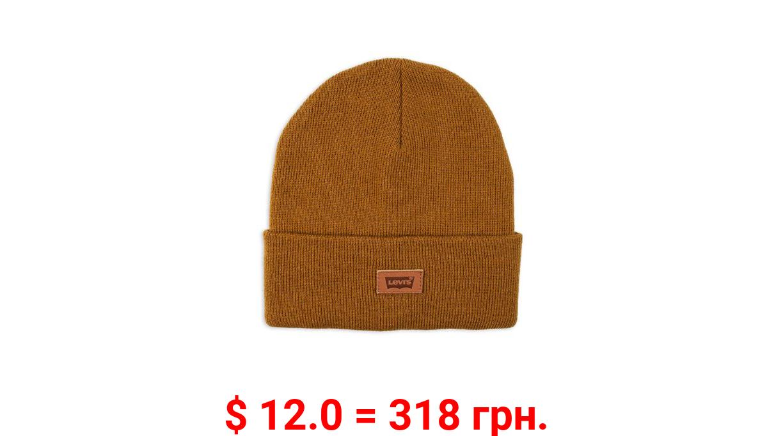 Knit Cuffed All Season Beanie Hat