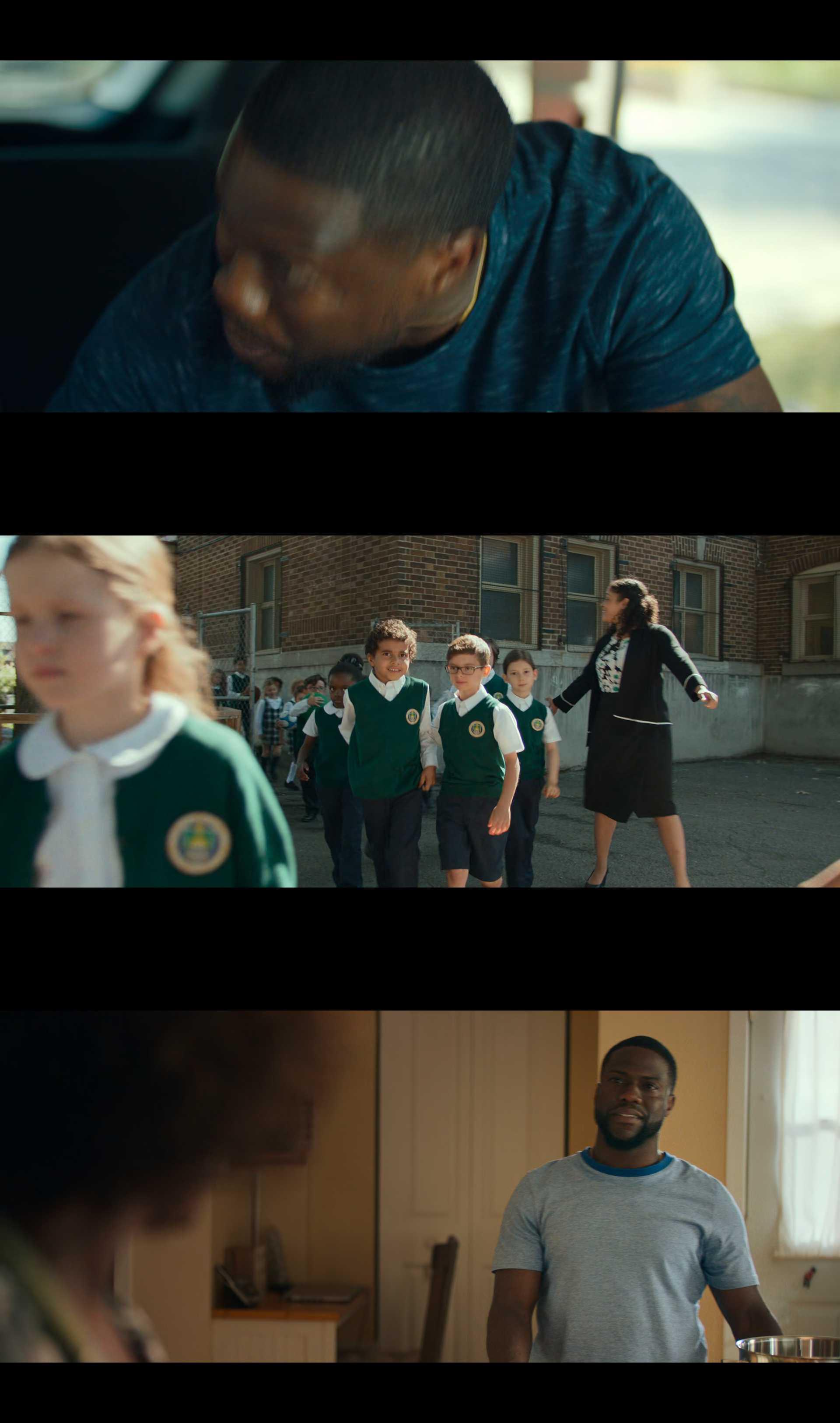 Screenshot of Fatherhood Movie