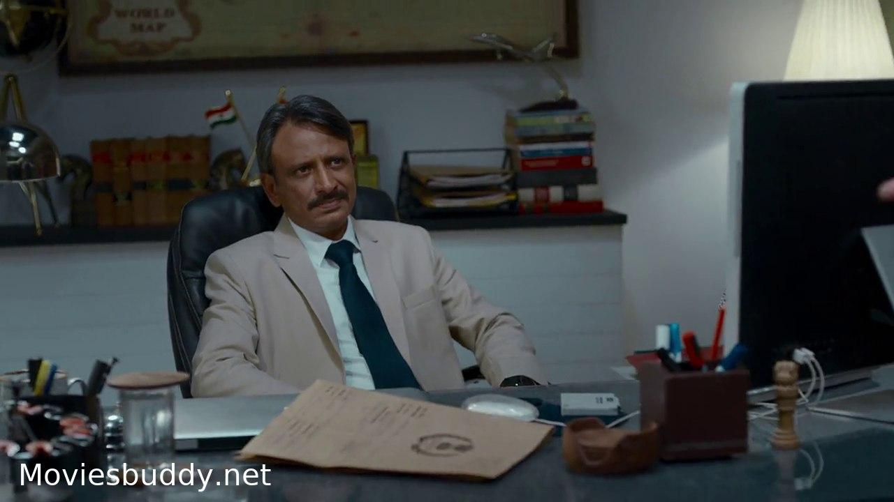 Movie Screenshot of Crackdown