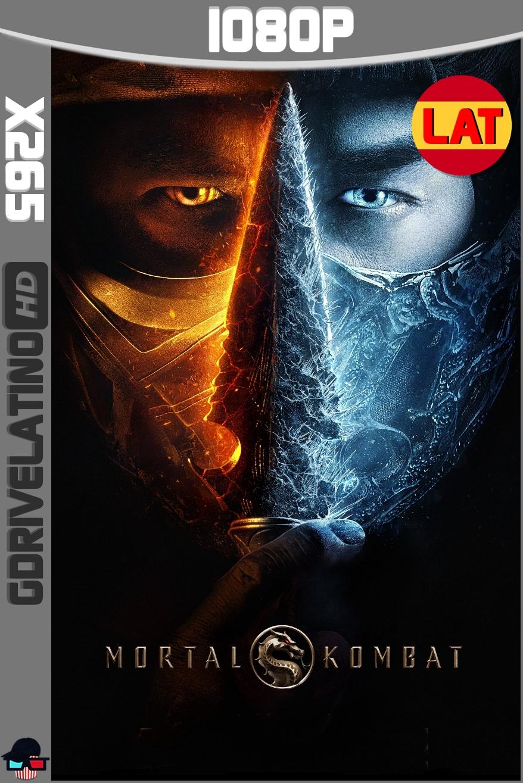 Mortal Kombat (2021) BRRip 1080p x265 Latino-Ingles MKV