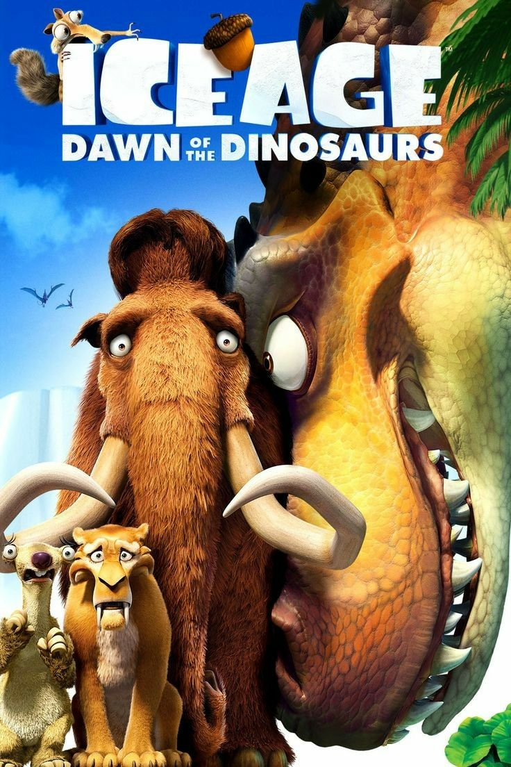 Free Download Ice Age: Dawn of the Dinosaurs Full Movie