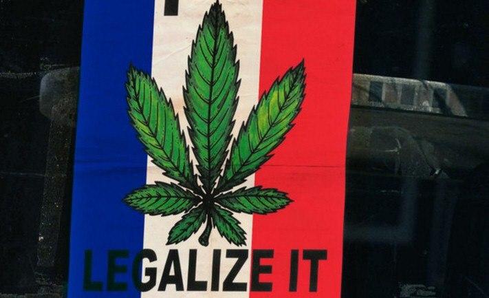 Курение марихуаны во франции последствия от конопли видео