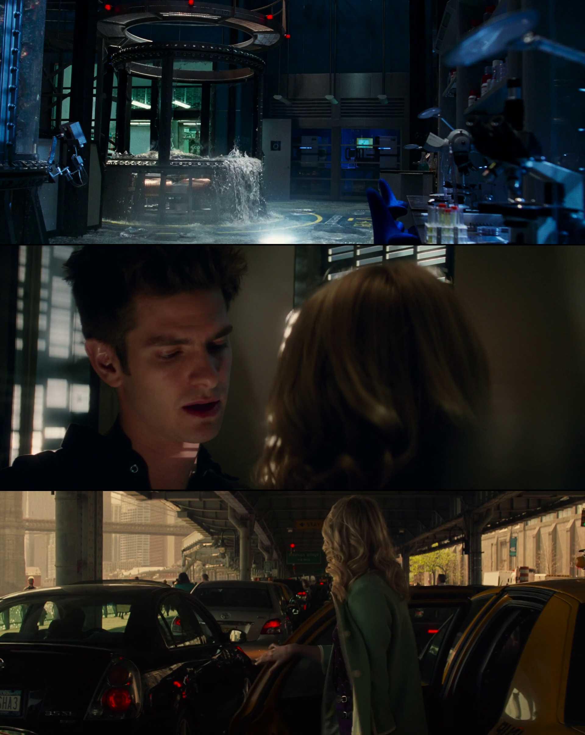 Screenshot of The Amazing Spider-Man 2 Movie