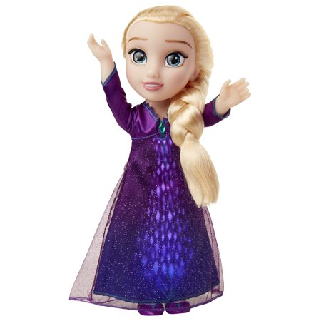 Disney Frozen 2 Princess Elsa Interactive Feature Doll sings