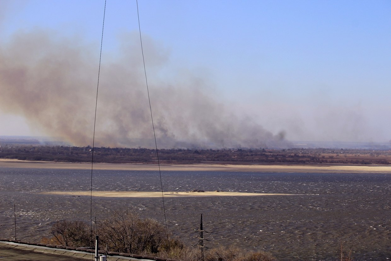 Особый противопожарный режим введен в Хабаровске