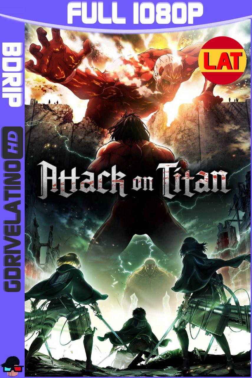 Ataque a los Titanes (2017) Temporada 02 Full HD BDRip 1080p Latino-Japones MKV